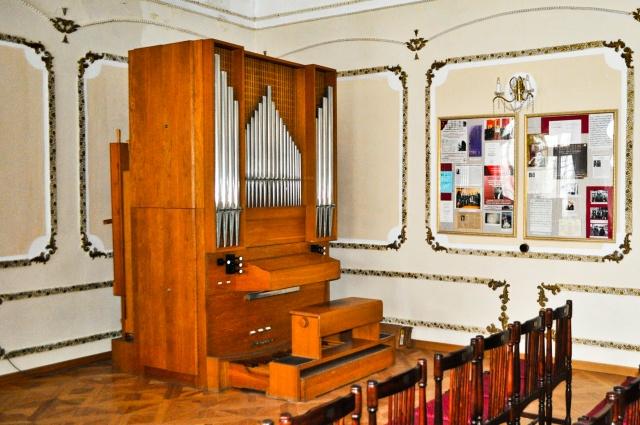 Концерт органной музыки состоялся в стенах храма Успения Пресвятой Богородицы поселения Щаповское
