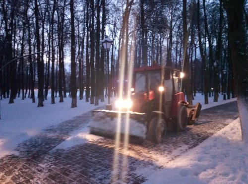 Лопата скребок для уборки снега металлическая